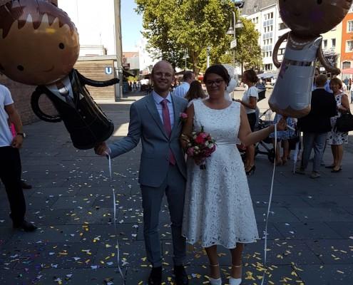 Hochzeit Manu und Anika II