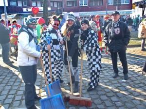 Eröffnung Stassenkarneval2